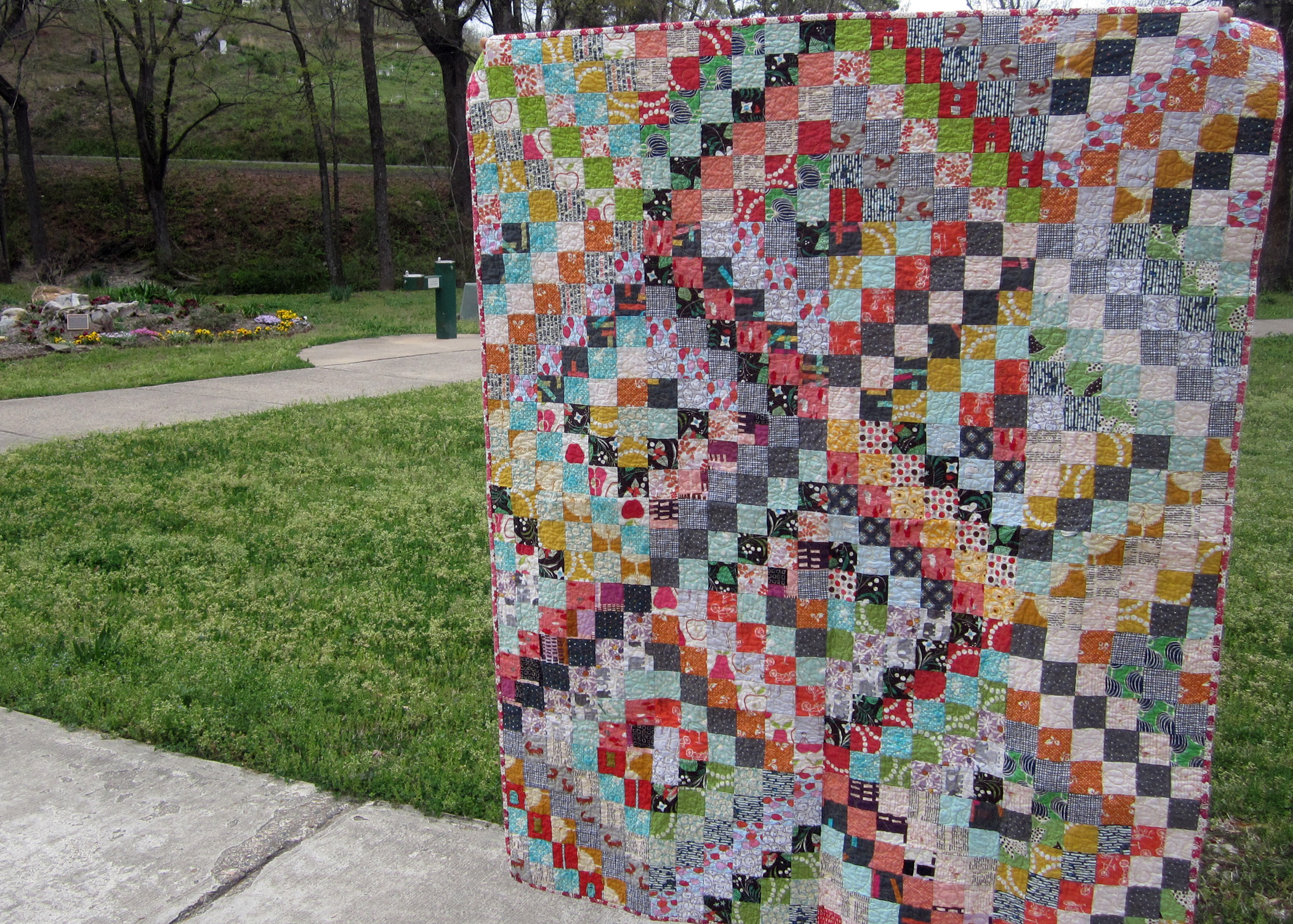 Quilts Around The World Scaw